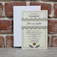 Invitatie de nunta 5610