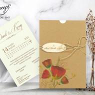 Invitatie de nunta 5647