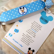Invitatii De Botez - blue_candy