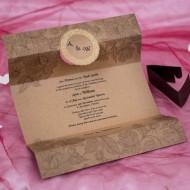 Invitatii de Nunta - 2708