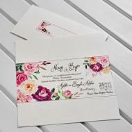 Invitatii de Nunta - 9573