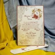 Invitatie de nunta 3221