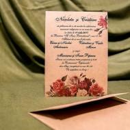 Invitatie de nunta 4028