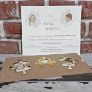 Invitatie de nunta 5615