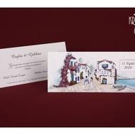 Invitatie de nunta 70109