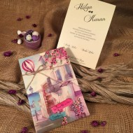 Invitatii de Nunta - 52525