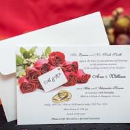 Invitatii de Nunta - 2653