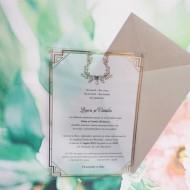 Invitatie de nunta 1185
