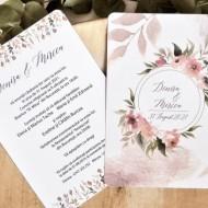Invitatie de nunta 39788