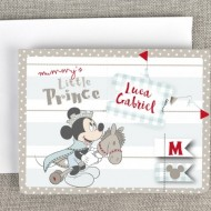 Invitatie de botez 3D Mickey Mouse - 15702
