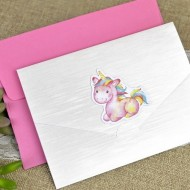 Invitatie de botez unicorn 15611