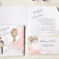 Invitatie de nunta 39773