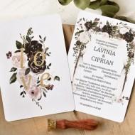 Invitatie de nunta 39780