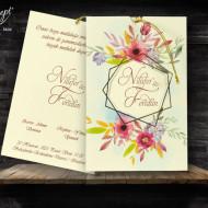 Invitatie de nunta 5604