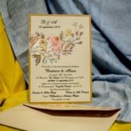 Invitatie de nunta 979