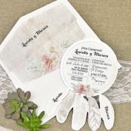 "Invitatie de nunta ""dreamcatcher"" 39633"