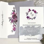 Invitatie de nunta taiere cu laser 39630