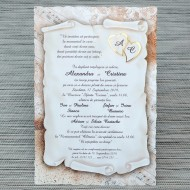 Invitatie nunta B1145