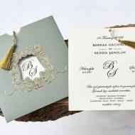 Invitatie de nunta 1182