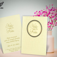 Invitatie de nunta 5588