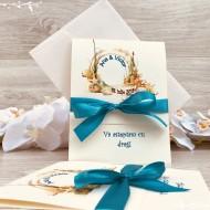 Invitatii nunta, model M22