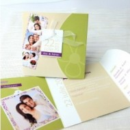 "Invitatie "" Fresh wedding "" 32667"