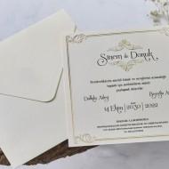 Invitatie de nunta 1134