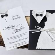 Invitatie de nunta 1158
