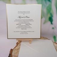 Invitatie de nunta 1186