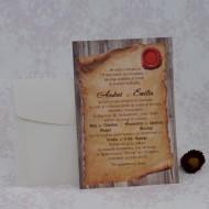 Invitatie de nunta 2231