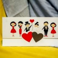 Invitatie de nunta 229