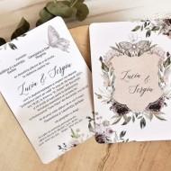Invitatie de nunta 39789
