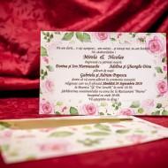 Invitatie de nunta 4025