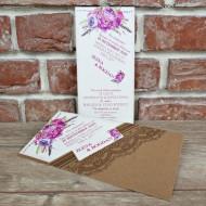 Invitatie de nunta 5593