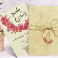 Invitatie de nunta 5611