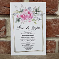Invitatie de nunta 5637