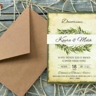 Invitatii de Nunta - 70307