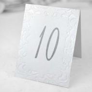 Numar masa 1110