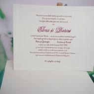 Invitatie de nunta 1154