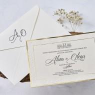 Invitatie de nunta 1172