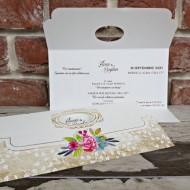 Invitatie de nunta 5630