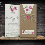 Invitatie de nunta 5650