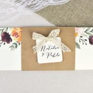 Invitatie de nunta acuarela 39637