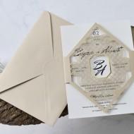 Invitatie de nunta 1139