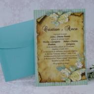 Invitatie de nunta 22256