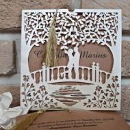 Invitatie de nunta 2680