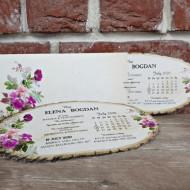 Invitatie de nunta 5607