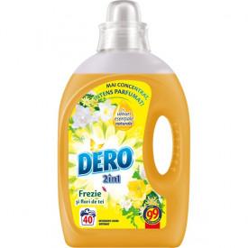 Detergent automat lichid Dero 2in1 Frezie, 2L, 40 spalari