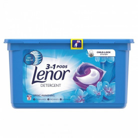 Detergent capsule Lenor All in One PODs Spring Awakening 36 spalari