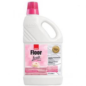 Detergent pentru pardoseala Sano Floor Fresh Home Cotton, 2L